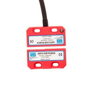 Sensor Magnético com Função de Segurança RFID