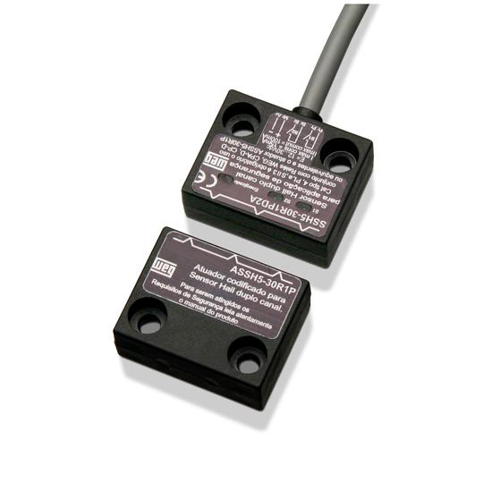 Sensores Magnéticos com Função de Segurança
